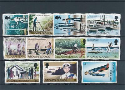 [121970] Pitcairn Is. 1977 good set of stamps very fine MNH