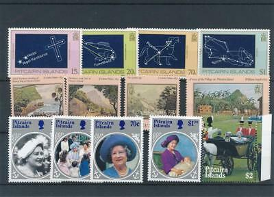 [121978] Pitcairn Is. Good lot of stamps very fine MNH
