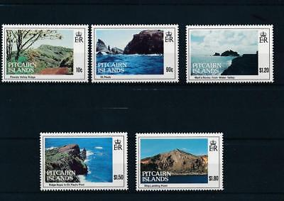[121999] Pitcairn Is. 1993 Good set of stamps very fine MNH