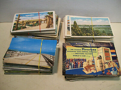 A Large Lot of 380+ Old Post Cards