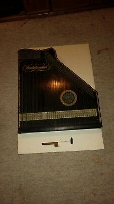 mandolinaphone, very rare antique with hammer