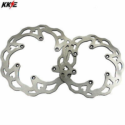 Front Rear Disc Rotor Out Diameter 260Mm & 220Mm Fit Ktm Sx Sxf Xc-W Xc-F Xc Exc