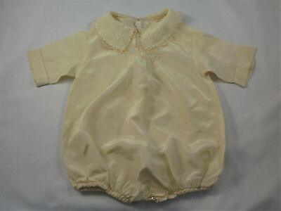 Antique Christening Outfit- Newly Dry Cleaned-  Ivory Tone,