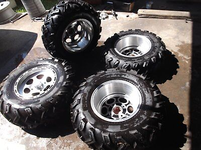 ATV wheels/ tyres  Honda