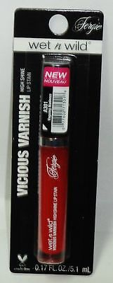 1 Wet N Wild Fergie Vicious Varnish High Shine Lip Gloss VOGUING MADNESS A301