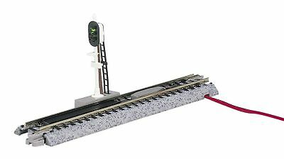 3 Kato N Scale Unitrack Automatic 3-Color Signals + 1 Power Supply