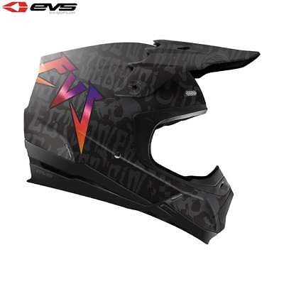 Evs Adulto T5 Evilution Motocross Mx Enduro Moto Casco - Oferta
