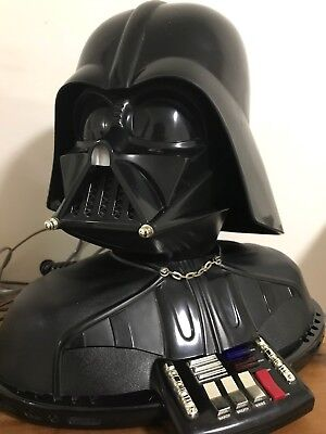 Authentic Star Wars Vintage Darth Vader Telephone