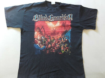 "BLIND GUARDIAN ""A Night At The Opera"" Tour-Shirt Gr. XL Demons & Wizards Rage"