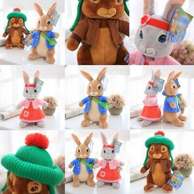 Hot Cute Peter Rabbit Beatrix Potter Plush Toys Collection For Kids Gifts Good