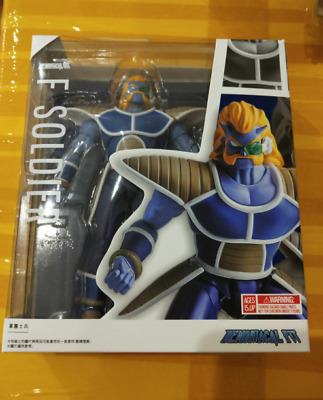 Demoniacal Fit Dragon Ball Z SHF Freeza Yellow Soldier Ginew Accessories Figure