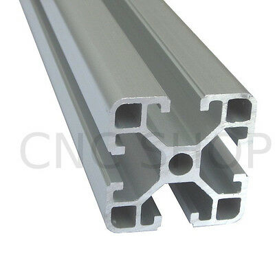 1000mm PROFILE 40-40x40 ALUMINIUM T-SLOT FRAME PROFILE EXTRUSION SYSTEM 4040 CNC