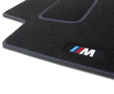 S2Hm Tapis De Sol Velour M5 M Power Bmw 5 E60 E61 2003-2010