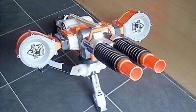 Nerf N-Strike Elite Rhino Fire Automatic Machine Gun & Tripod with 100 New Darts
