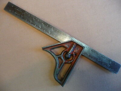 Vintage Combination Square Made in England