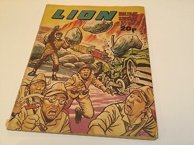 Lion Comic Holiday Special  - 1974