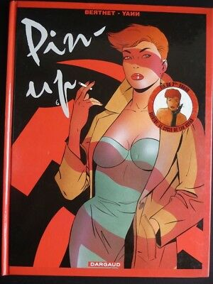 PIN-UP Tome 6 Berthet EO TBE