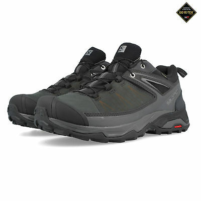 Salomon Mens X Ultra 3 LTR GORE-TEX Walking Shoes Grey Sports Outdoors Trainers