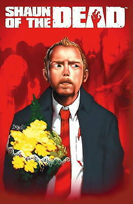 Shaun of the Dead by Chris Ryall, Zach Howard (Paperback)