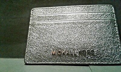 Michael kors card holder 2700 picclick michael kors leather business card holder new with tags colourmoves