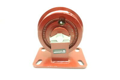 Hamilton 050103 Single Flanged Metal Caster 6in