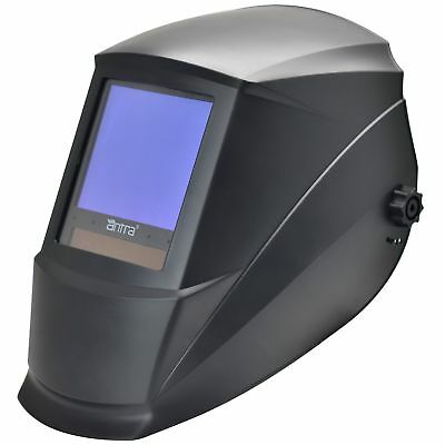 Antra™ AH7-860-0000 Solar Power Auto Darkening Welding Helmet Shade 4/5-9/9-13
