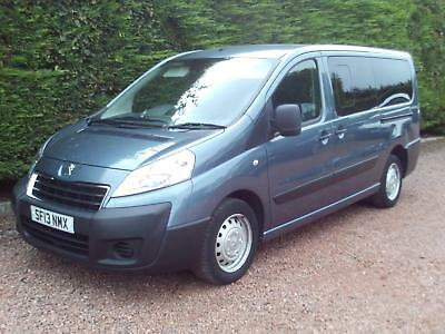 13 Peugeot Expert L2 2.0HDi *7 SEATER* WHEELCHAIR ACCESS VEHICLE DISABLED