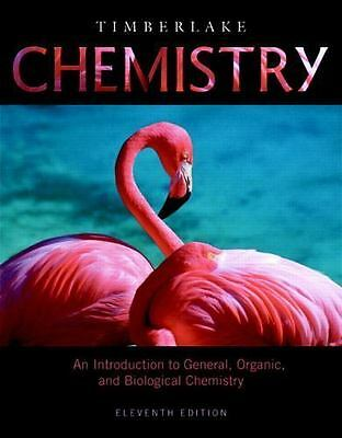 Chemistry: An Introduction to General, Organic, and Biological Chemistry (11th E
