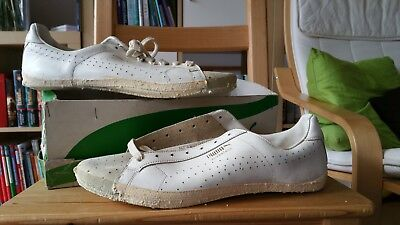 Puma Advantage Tennis Vintage 70s Shoes Schuhe Trainers 10 box ds becker