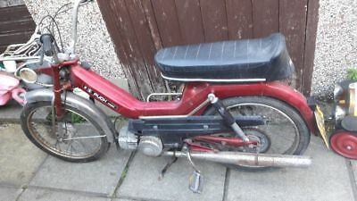 Puch Maxi restoration or spares