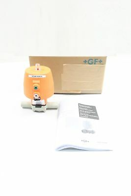 Georg Fischer 198.150.087 Diaphragm Valve Pneumatic Pvc 1/2in