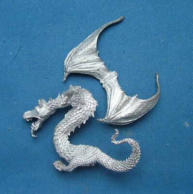Ral Partha War Cold Drake ( Dragon ) Things That Go Bump In The Night