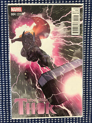 Mighty Thor #4 Adam Hughes 1:50 Incentive Variant Cover - NM