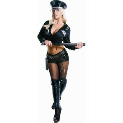 Dress Up America Adult Sexy Police Officer 2 Piece Costume Size Large
