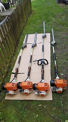 STIHL HL 95 Professional Long Reach Hedge Cutter, Trimmer. 28.4cc 0.95kw 1.3hp
