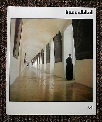 Hasselblad 61 Magazine December 1979 Vintage Articles Photography