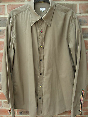 Paul Smith Vintage Mainline Cotton Shirt Size Large