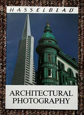 Hasselblad Architectural Photography Guide Booklet (1980)