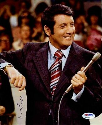 Monty Hall Lets Make a Deal Autographed Signed 8x10 Photo Authentic PSA/DNA COA