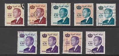 MOROCCO  STAMPS USED.Rfno.A995.