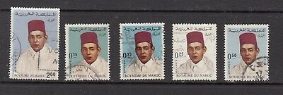 MOROCCO  STAMPS USED.Rfno.A992.