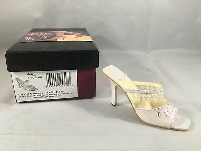 Just the Right Shoe Crystal Cascade 25318 Raine Willitts