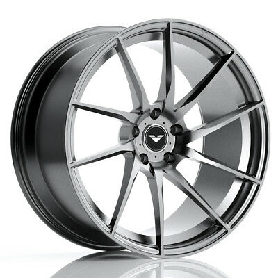 "20"" Vorsteiner Vfn509 Forged Concave Wheels Rims Fits Bmw E39 525 528 530 540"