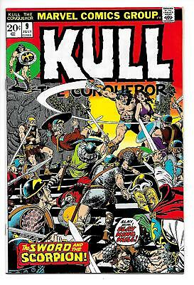 Kull The Conqueror #9 (Marvel, 1972) VF/NM