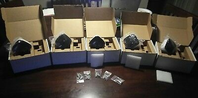 Sercomm Full HD IP Camera Model RC4551, LOT OF 5