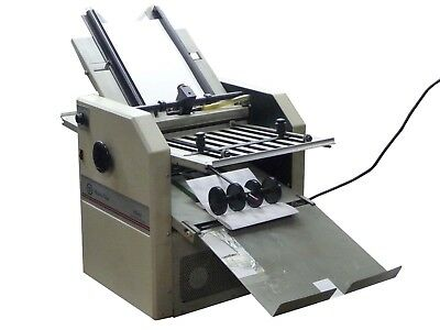 Martin Yale 959Af Air-Feed Auto-Folder Paper Booklet Letter Single Multi-Folding