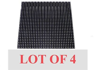 Lot 4 Galaxia Winvision 0875 Rgb Led Tile Ldm 32X32 Wall Panel Stage Backdrop