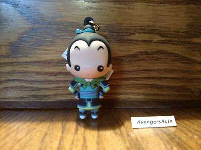Disney Princess Mulan Figural Keyring Series Exclusive A Armor