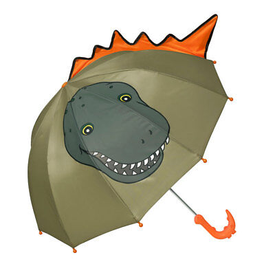 Clifton Childrens Kids KIDORABLE 3D Dinosaur Umbrella