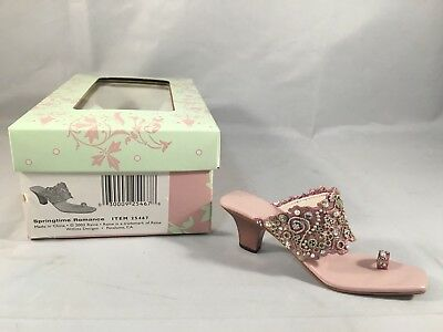 Just the Right Shoe Springtime Romance Gift Box 25467 Raine Willitts